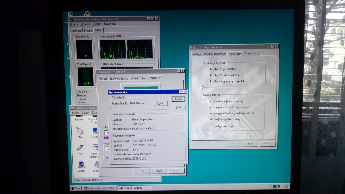matrox-millennium-control-panel