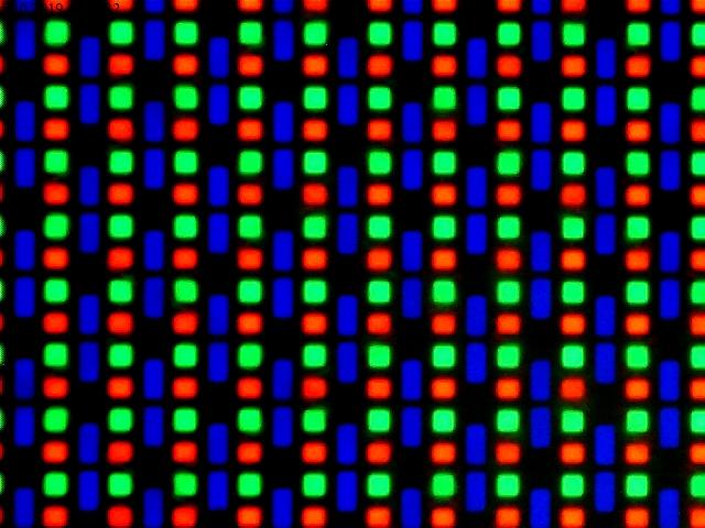 OLED-pixels
